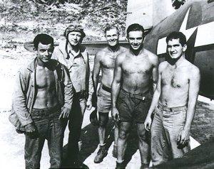 linbergh WWII