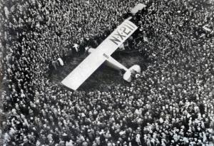 LindberghLanding